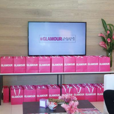GlamourxMIAMI Suite + Facebook Live Interview