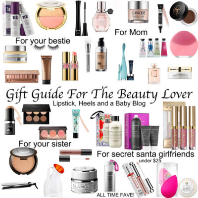 Best Gifts For The Beauty Lover