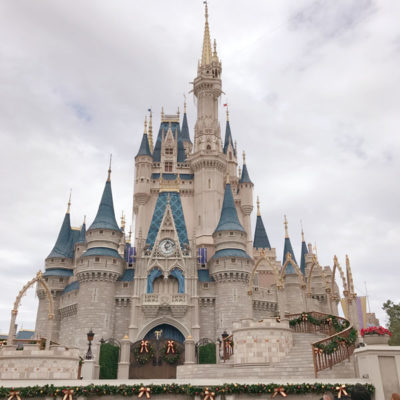 5 Disney World Tips With Children Under Five