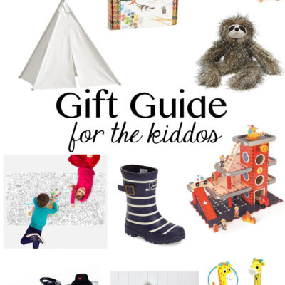 Gift Guide for the Kids