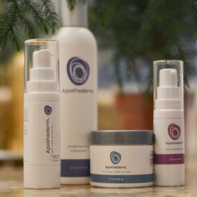 Current Skincare Regimen with Apothederm