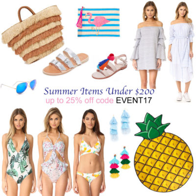 Summer Sale Up To 25% off