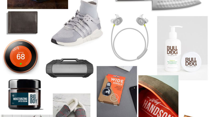 Gift Guide #4: For Him + Weekend Sales