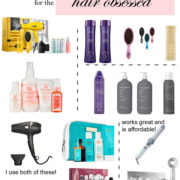 hair obsessed gift guide