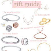 Fancy Gift Guide For Her