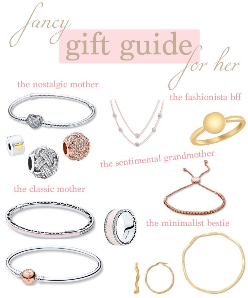 Fancy Gift Guide For Her Lipstick Heels and a Baby