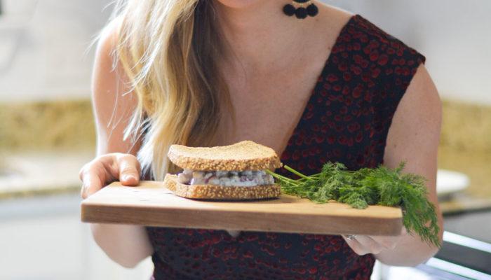 Chickpea Sandwich Recipe